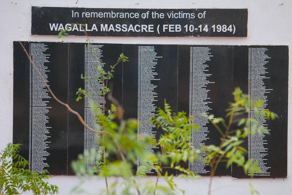 Wagalla - Massacre Victims