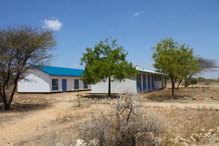 Groso Griftu Pastoral College classrooms view